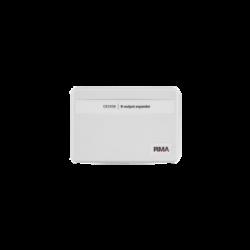 Módulo Expansor de salidas tipo Relay compatible con panel FORCE