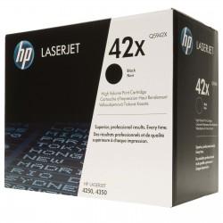 TONER HP NEGRO LASERJET 4250 4350  20 000 PAG ALTO REND