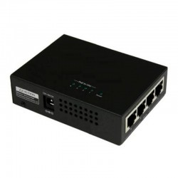 Poe-Injector 802.3At Gbit/30W - With Us Power Cord