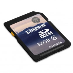 Tarjeta SD - 32GB - HIGH CAPACITY