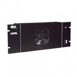 Amplificador de Ciclo Continuo 380-470 MHz, Entrada 2-10W/ Salida 40-110W (En Sub Bandas de 20 MHz).