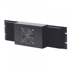 Amplificador de Ciclo Continuo, 490-512 MHz, 1-5 Watt de Entrada /15-60 Watt de Salida, N Hembras.