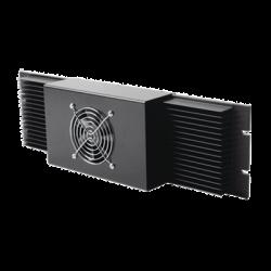Amplificador de Ciclo Continuo, 400-430 MHz, 1-5 Watt de Entrada /15-60 Watt de Salida, N Hembras.