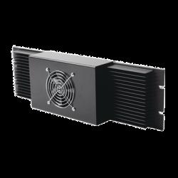 Amplificador de Ciclo Continuo, 380-400 MHz, 1-5 Watt de Entrada /15-60 Watt de Salida, N Hembras.