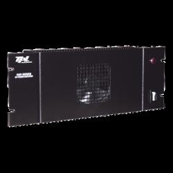 Amplificador Ciclo Continuo, 136-174 MHz, Entrada 10-50W/Salida 40-125W, 18A. Incluye Ventilador.