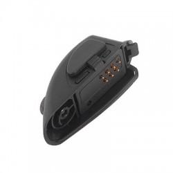 Adaptador para conectar a los accesorios de audio para: P110, PRO3150, EP450, EP350 a los radios Motorola, PRO5150, 5550, 5750,