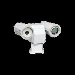 Cámara Térmica PT, IP/Analógica, Resolución VGA a 30IPS, Lente Térmico 14X, Lente Óptico 30X, Para Exterior.