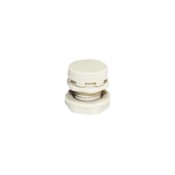 Glándula de Ventilación de 12 mm para Liberación de Presión. Para Gabinetes tipo NEMA o IP.