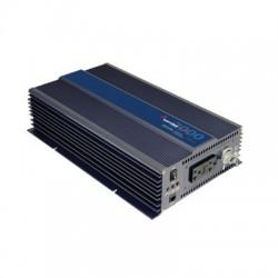 Inversor de corriente Onda Pura 2000W, Ent:24 Vcd, Sal:120Vca, 60Hz