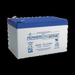 Batería de Respaldo UL de 12V 12AH / Ideal para Sistemas de Detección de Incendio / Control de Acceso / Intrusión / Videovigi