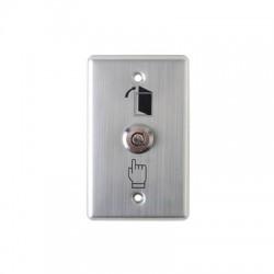 Switch con Llave con Contacto Normalmente Abierto.