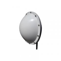 Radomo para antena NP1, reduce la carga de viento y mejora la estabilidad del enlace, resistente a cualquier tipo de intemperie.