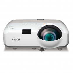 Video Proyector Epson Interactivo Bright Link 421i+ 2500 Lumens XGA 1024x768 Sin Soporte