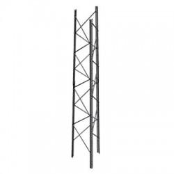 Torre Autosoportada de 9 metros Linea RSL. Secciones 8 a 10.