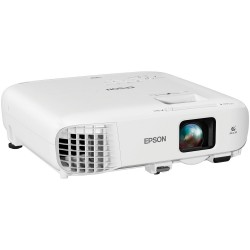 Video Proyector Epson 3LCD PowerLite 2042 (4.400 lumens en Blanco y Color - Resolución XGA)