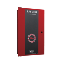 Panel Inteligente de Control de Alarma contra Incendio sin pantalla incorporada /Fuente de alimentación compatible con IFP-2000
