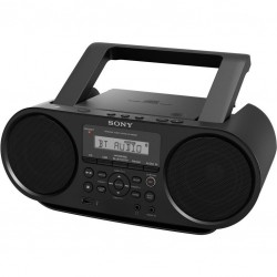Boombox con CD