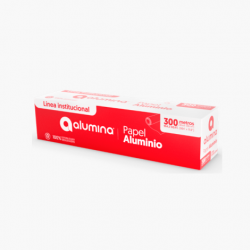 Papel Aluminio, Alumina,...