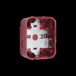 Caja de Montaje en Pared, para Sirena, Color Rojo, Nuevo Diseño Moderno y Elegante