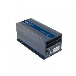 Inversor de Onda Sinusoidal Pura 3000 W, Entrada de 12 Vcd y Salida de 120 Vca 50/60 Hz seleccionable por switch