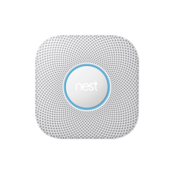 Google Nest Protect Sensor inteligente de humo y monóxido de carbono