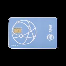 SIM AT&T IoT para RADIO, Cobertura México/USA/Canadá, 1GB MENSUAL, Servicio por 1 Año, ACTIVACIÓN AUTOMATICA (SIN HUMANOS)