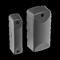 Sensor Magnético Inalambrico para EXTERIOR con ENTRADA AUXILIAR para conexión de dispositivos cableados
