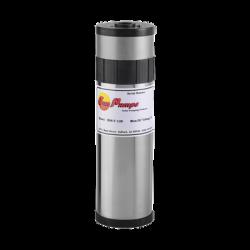 Bomba Solar Sumergible para agua, carga dinámica hasta 70m,descarga de 1/2 pulgada, 7.6 Lpm max