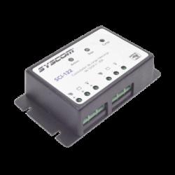 Controlador de Carga y Descarga para Sistemas Solares 20 A, 12/24 Vcd