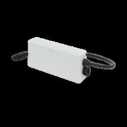 Sistema de monitoreo SunMax, comunicación con microinversores vía Bluetooth, transmisión de datos vía Ethernet