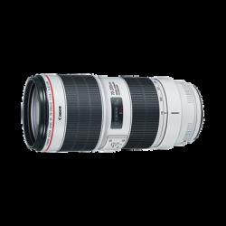 Lente Canon 70 - 200mm f2.8 / 8K / Auto-iris / Compatiblle con Cámara TNB-9000