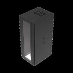 """Gabinete para Telecomunicaciones Rack Estándar de 19"""", 42UR, 800 mm Ancho x 1000 mm Profundidad. Fabricado en Acero."""