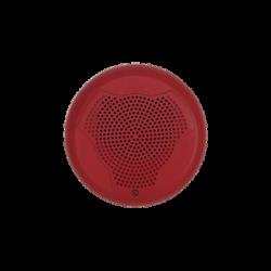 Bocina para Montaje en Techo, Color Rojo, Nuevo Diseño Moderno y Elegante y Menor Consumo de Corriente