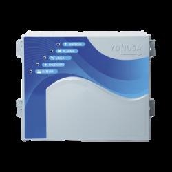 Energizador ANTIPLANTAS de 10,000Volts-5JOULES/10000 Mts lineales de protección/Activado por Atenuación de voltaje,Corte de l