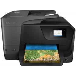 Impresora Multifuncional HP OJ Pro 8710 e-AiO