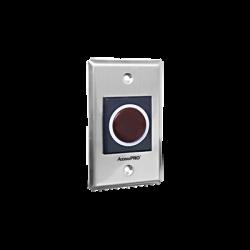 Botón de salida sin contacto / Normalmente abierto y cerrado / Fácil instalación