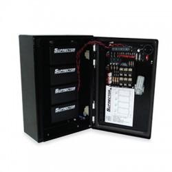 Supresor de pico clase B con voltaje de operación 277/480 Vca, 2 fases, 60 KA