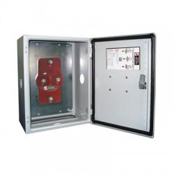 Acoplador de Impedancias de 12000 Amp. Capacidad Máxima.