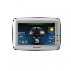 Teclado sensible al tacto con automatización Z-wave, visor de camaras IPCAM color gris