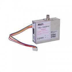 Comunicador Radio UHF para paneles de Alarma, hasta 30Kms de Alcance. Frecuencia de 470 - 500 MHz. Compatible con Paneles de Ala