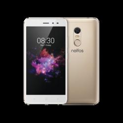 Neffos X1 pantalla 5'', 1280x720 Pixeles, Android 6.0, cámara trasera de 13 MP, 3 GB de RAM y 32 GB memoria interna, color Blan