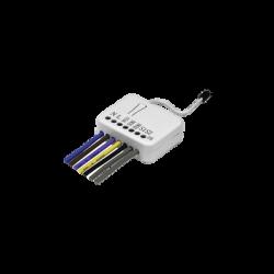 Modulo de relevador con tecnologia inalambrica Z-WAVE, requiere agregarse a un HUB HC7, puede ser un panel de alarma L5210, L700