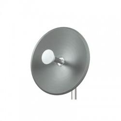 Antena 4.9 - 5.8 GHz Direccional Ganancia 29 dBi Dimensiones 63.3 x 57.2 x 24.6 cm