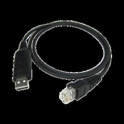 Cable programador para radios móviles Vertex VX-2100, VX-2200.
