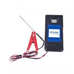 Voltímetro de alto voltaje para medir las lineas del cerco eléctrico.