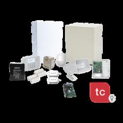 Kit de Panel de Alarma VISTA48 Cableado con Comunicador IP y un Año de Servicio de Total Connect. Entrega Inmediata al ordenar.