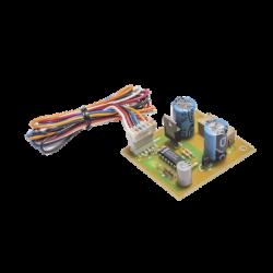 Tablilla de Control de Ventilador para uso en aplicaciones con Móviles ICOM.