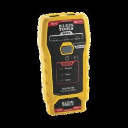 Probador de Cables de Red y Probador de Cables de Datos LAN Explorer™ con Transmisor Remoto.