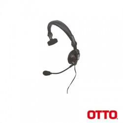 Diadema Lightweight para Motorola EP350/450/450S, MAGONE, MOTOTRBO: DEP450,XPR3000,CP200D