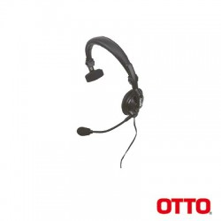 Diadema Lightweight para Motorola EP350/450/450S, MAGONE, MOTOTRBO: DEP450,XPR3000,CP200D. Hytera TC500/600